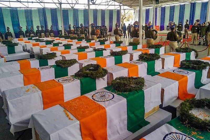 Tribute to The Martyred Jawans