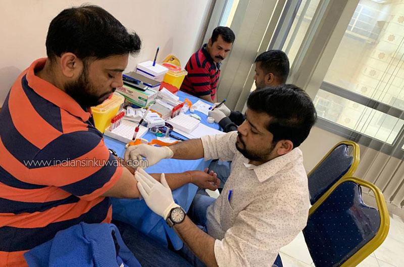 Billava Sangha Kuwait organized free Medical Camp
