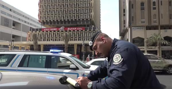 25,822 traffic violations reported last week