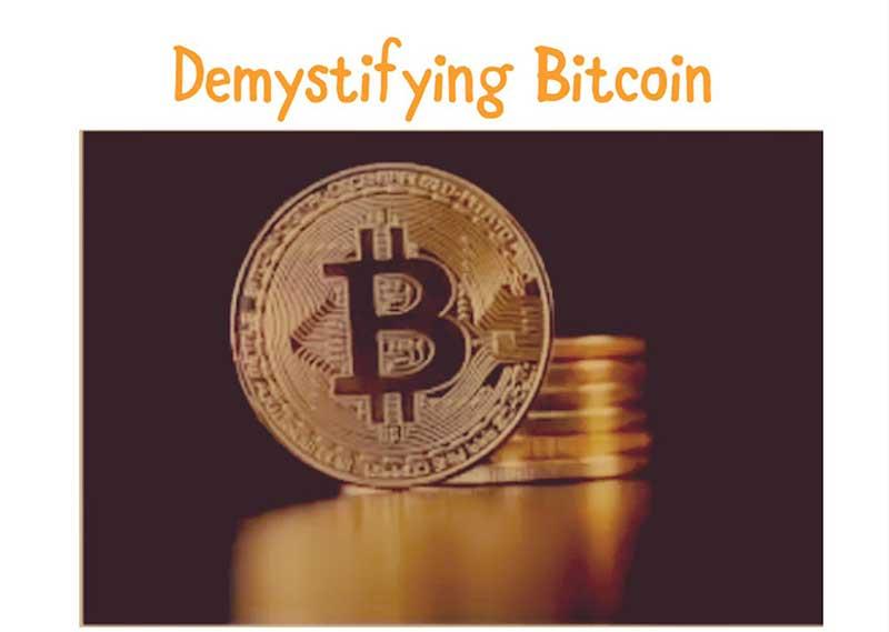 ICAI Kuwait Chapter conducts webinar on Demystifying Bitcoin