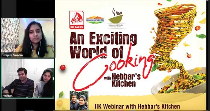 Popular Indian Food Blogger Hebbar