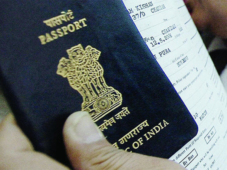 Embassy advises Indians to renew passport in advance to avoid delay