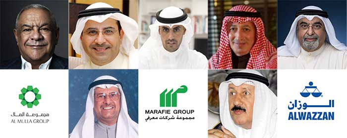 10 Kuwaiti groups in Forbes Middle East Top 100 Arab Family Businesses list