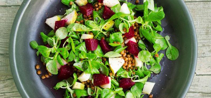 Micro green Salad – Healthy Salad Rich in Vitamin C