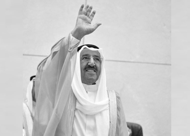 Mortal remains of H H Amir to reach Kuwait today; funeral  restricted to his relatives only