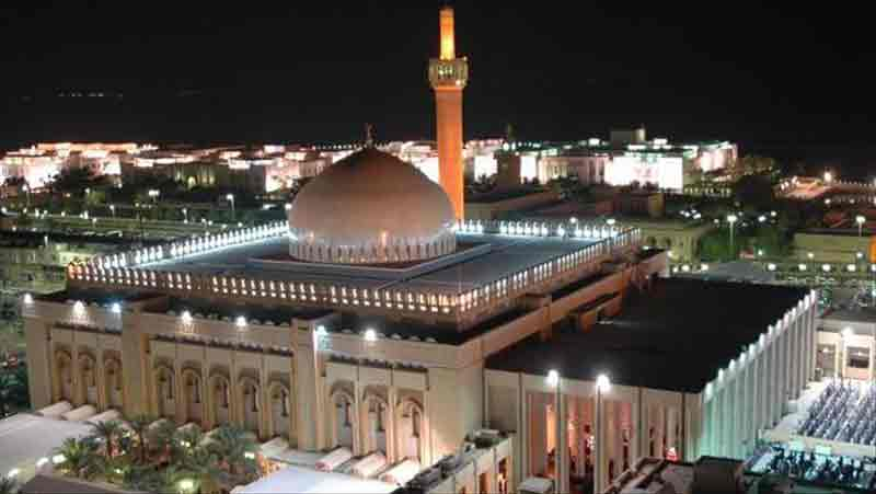 Sterilization of over 900 mosques begins today