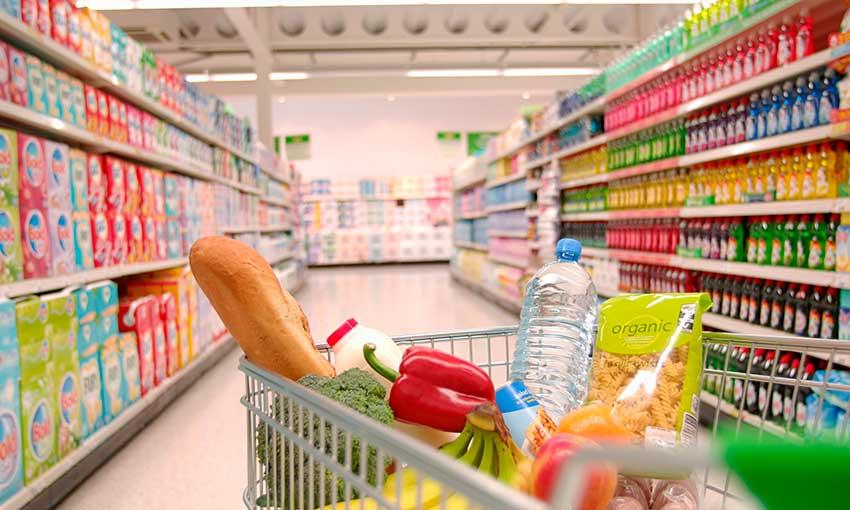 Supermarkets require online booking reservation