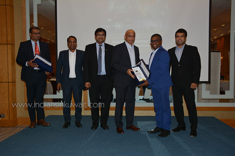 Institute of Chartered Accountants of India-Kuwait chapter conducted  seminar on 'EB 5 – USA Investor Visa Program'