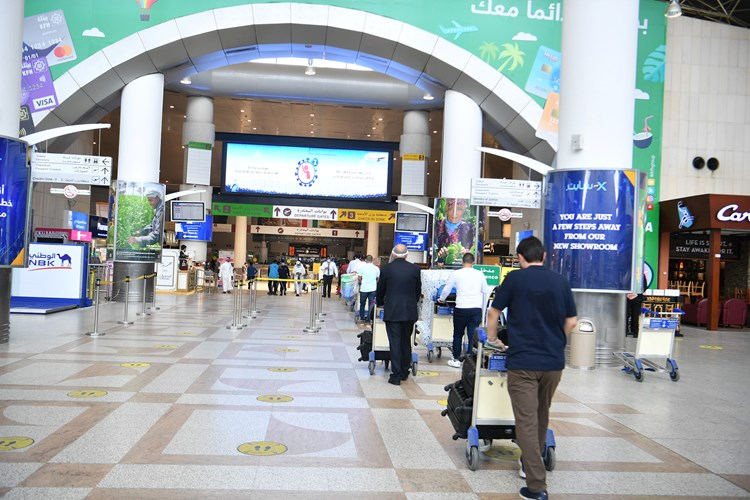 Kuwait Airport to resume commercial flights Saturday