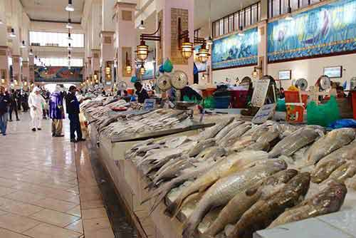 Fish markets to open from Monday