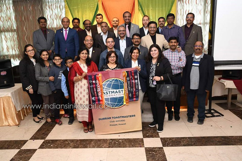 100th Meeting Celebration- Durrar Toastmasters Club, Area 21, Division F, District 20