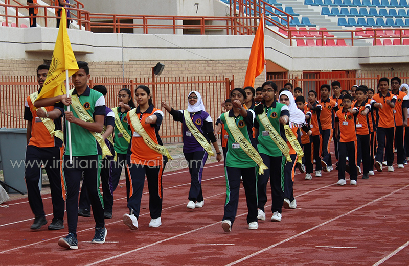Sports Day at Indian Learners Own Academy, Kuwait