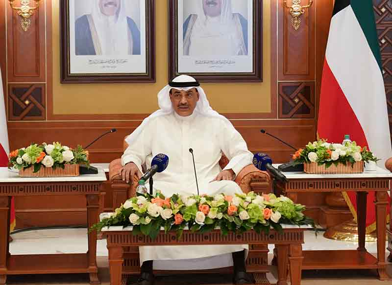 Health situation in Kuwait is stable and reassuring