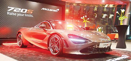 All-new McLaren 720S now in Kuwait