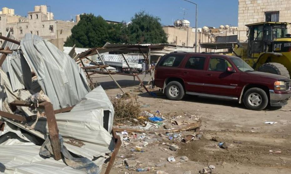 36 truckloads of trash removed in Jleeb campaign