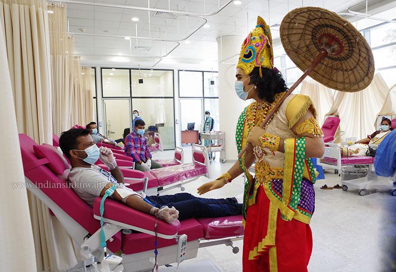 KEA Kannur  and BDK organized Blood Donation Drive 2020