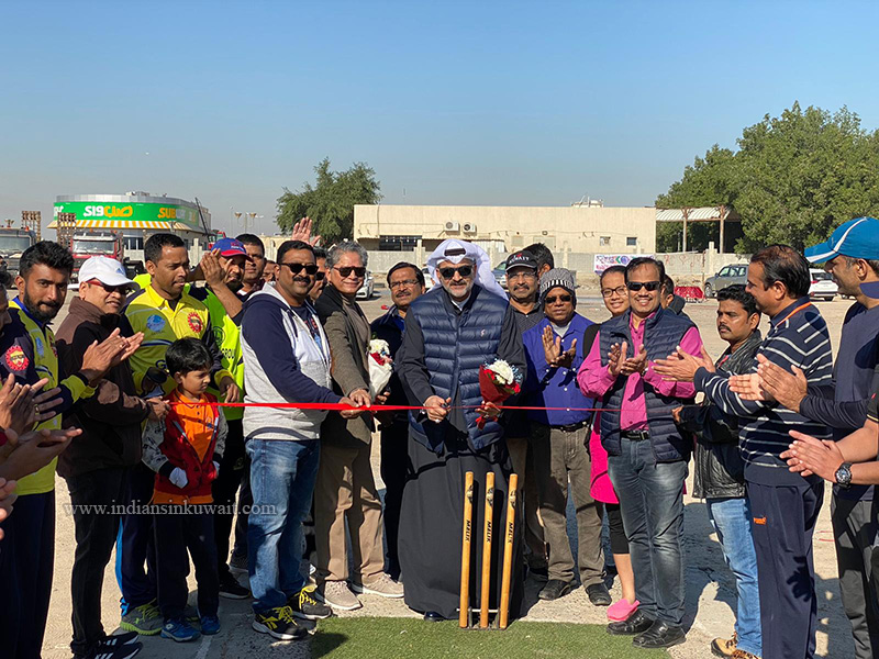 Kuwait Odisha Association Conducted  17th Annual Cricket Tournament & 1st Annual Athletic Meet