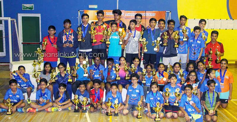 IBAK - Junior Badminton Championship 2019