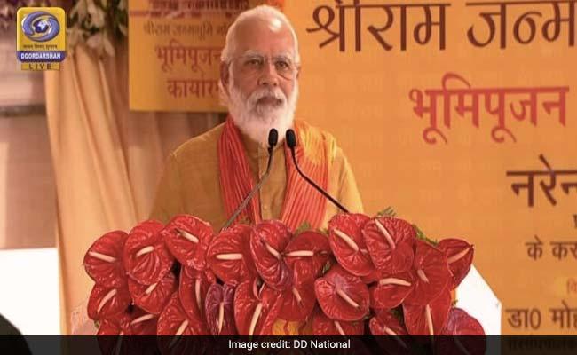 Long wait ends today: PM chants