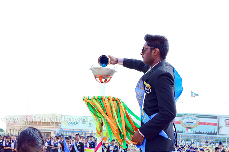 Bhavans' Sports Day heralds a riot of drill displays and athletics