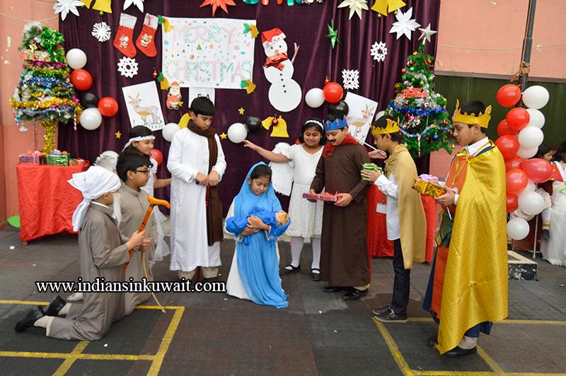 ICSK Amman Basks in Christmas Celebration