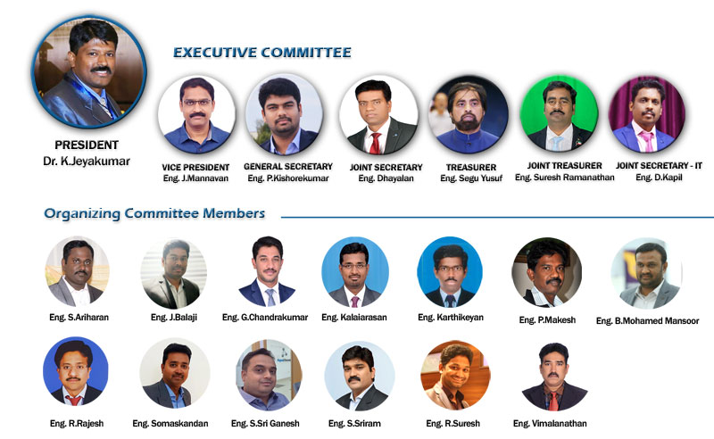 TEF Elected New committee Members 2021