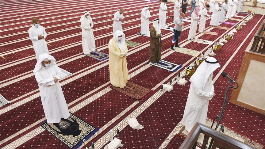 Kuwait to start Friday prayers from July 17