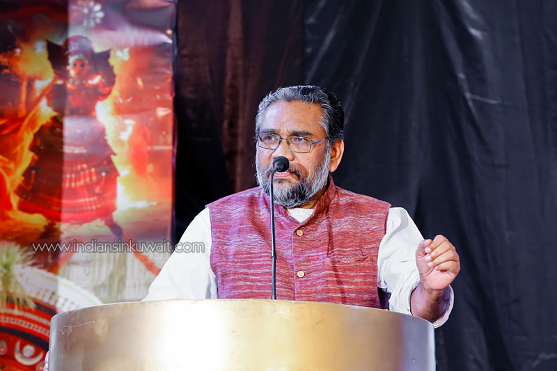 Children should compete with themselves and improve their limitations, Dr K S Radhakrishnan
