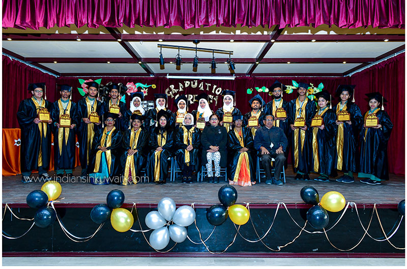 Kuwait Indian School organized the graduation ceremony - Dream of Tomorrow