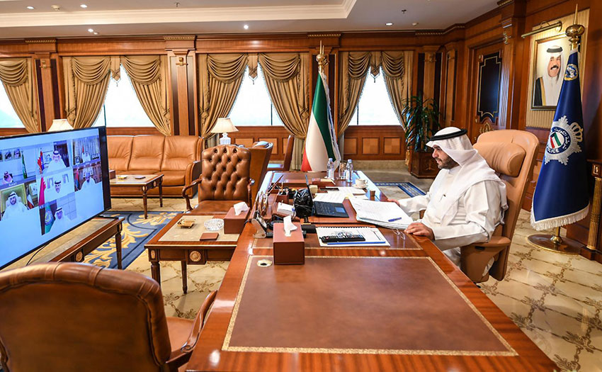 Kuwait eyes closer GCC cooperation in face of coronavirus