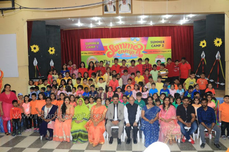 Sunshine 2019,ICSK summer camp 2 culminates successfully