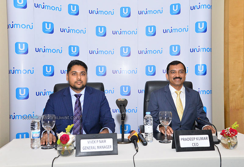 Unimoni launches online money transfer facility in Kuwait