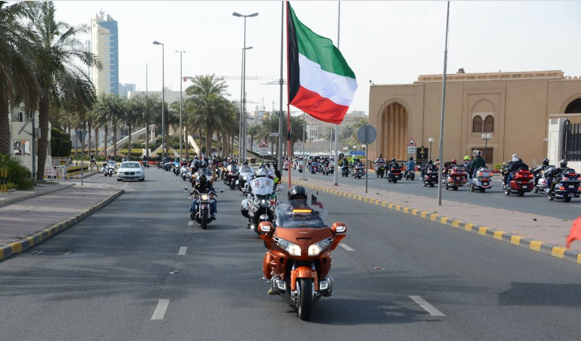 Kuwait Riders 10th Bike Show concluded