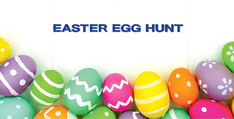 Hunt your Easter Eggs