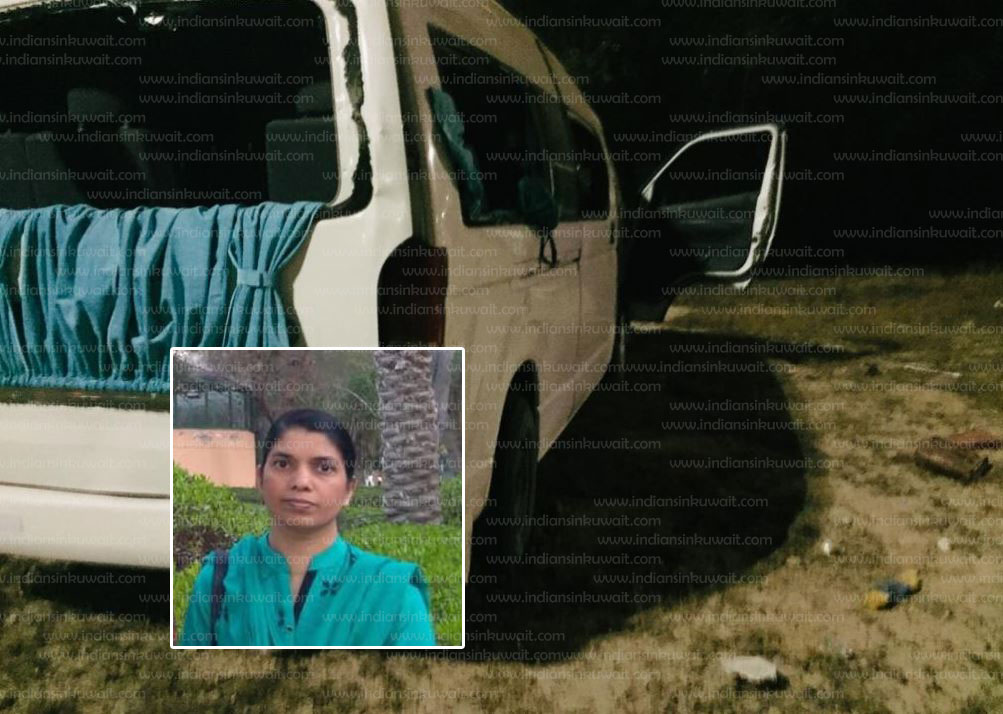 Indian Nurse killed and 5 others injured in traffic accident