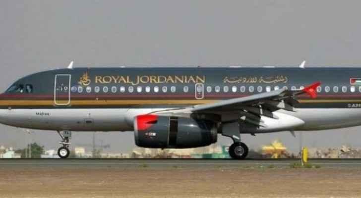 Royal Jordanian plane makes emergency landing in Kuwait