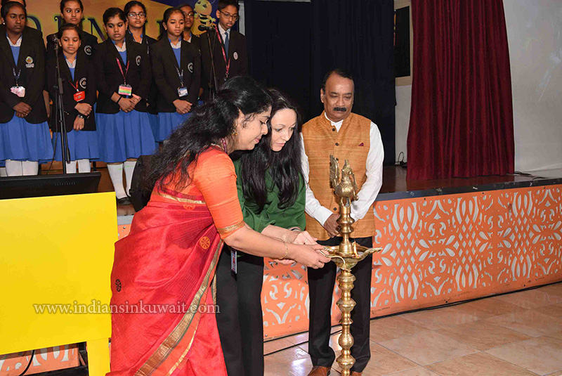 Bhavans International Spell Bee Ace Spellers Stretch Finale Down to the Wire