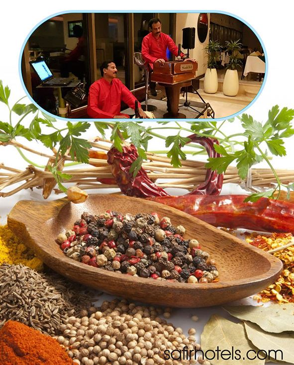 Safir Fintas Kuwait Hotel Launched Flavors of India…