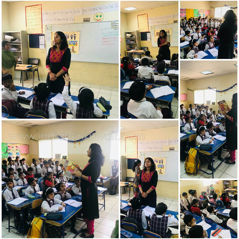 Bringing Community Into Classroom -2019