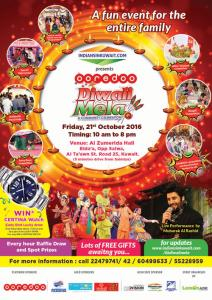 Mega Community celebration, IIK Diwali Mela 2016 This Weekend