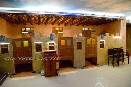 Indiansinkuwait enjoy the traditional kuwaiti taste