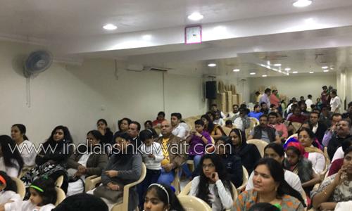 IndiansinKuwait com - Palpak Balasamithi Celebrated India's 68th