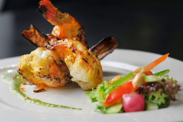 Zafran contemporary indian cuisine for Akbars contemporary indian cuisine